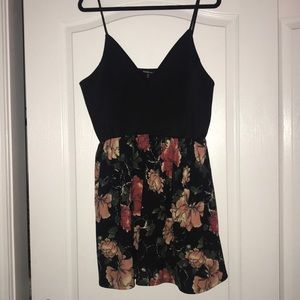 NWOT Fit and Flare Floral Dress
